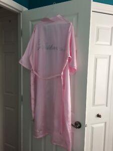 New BRIDESMAID Robe