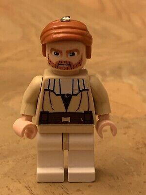 Lego OBI WAN KENOBI Minifigure CLONE WARS - Previously Keychain
