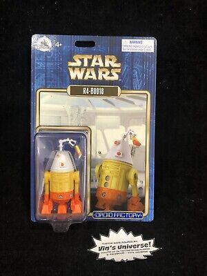 Disney Parks Star Wars Droid Factory R4-B0018 Halloween Candy Corn Droid 2018