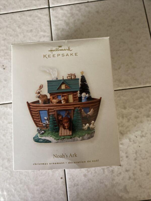 2008 Hallmark Keepsake Noah