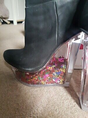 Jeffery Campbell Boots Size 6