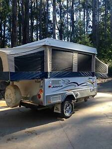 2007 Jayco Dove Outback Monbulk Yarra Ranges Preview