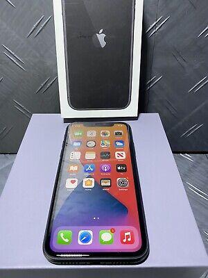 Apple iPhone 11 64gb Unlocked A2111 Black - Excellent Condition Bundle
