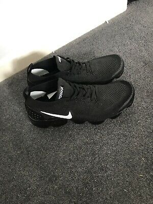 Black Nike Trainers Size 8