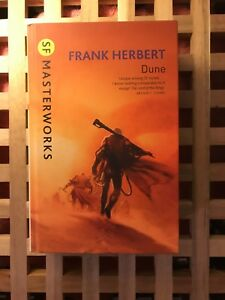 Dune (S.F. Masterworks) by Herbert, Frank Hardback Book The Cheap Fast Free Post