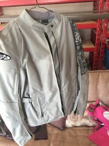 Women's motorcycle clothes