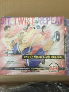 Tristar AB SCULPTOR FITNESS EXERCISE SYSTEM