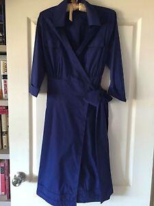 Dress - Table Eight Wrap Dress - Size 12 Belmont Lake Macquarie Area Preview