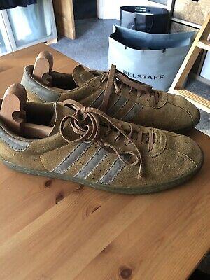 Vintage Adidas Tobacco 11.5