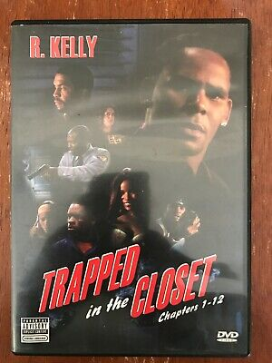 R. Kelly - Trapped in the Closet: Chapters 1-12 (DVD, (Trapped In The Closet Chapters 1 12)