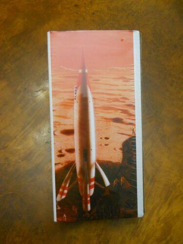 GLENCOE/STROMBECKER #6914 1/144TH SCALE MARS LINER ROCKET MODEL KIT, NEW IN BOX