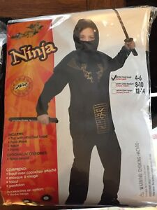 Ninja Costumes for the Whole Family!