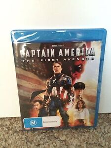 Captain America the first avenger blu Ray- brand new Keysborough Greater Dandenong Preview