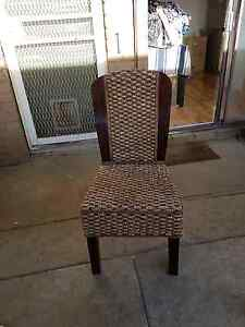 4 x wicker chairs Cranbourne Casey Area Preview