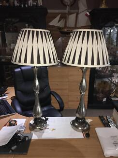 Table lamps in gold coast north qld table desk lamps gumtree table lamps aloadofball Images