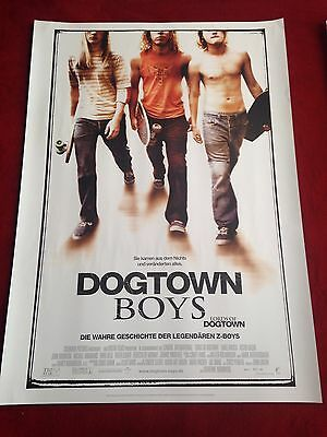Dogtown Boys Kinoplakat Poster A1 Emile Hirsch, Heath Ledger, Knoxville
