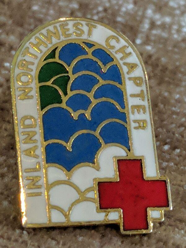American Red Cross ARC Inland Northwest Chapter Pin Bin 8/30B