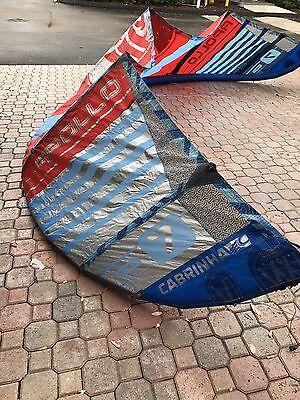 Cabrinha 2017 Apollo 7 meter Kiteboarding Kite for sale  Shipping to Canada