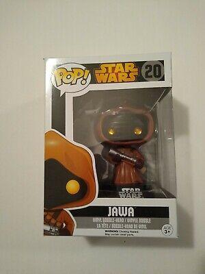 Jawa Funko Pop 20 Star Wars rare and hard to find