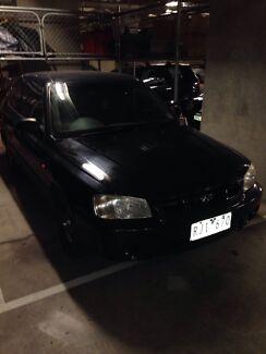 Hyundai Accent for sale!! Elwood Port Phillip Preview