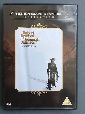 Jeremiah Johnson Dvd