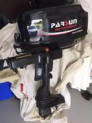 PARSUN TWO STROKE 2.5HP OUTBOARD ENGINE - NEVER BEEN USED Perth Perth City Area Preview