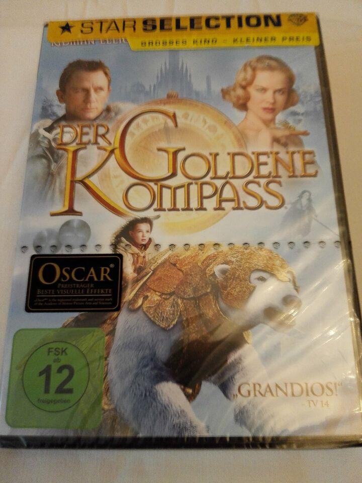 DVD Der Goldene Kompass  NEU OVP, Laufzeit 109 min,ab 12 Jahren in Berlin - Spandau