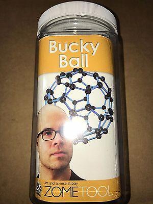 Zometool - Buckyball Kit BUCKY BALL ART SCIENCE AT PLAY NEW