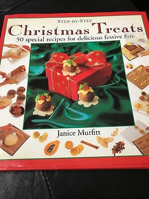 CHRISTMAS TREATS: 50 SPECIAL RECIPES FOR DELICIOUS FESTIVE FARE (STEP-BY-STEP )1](Christmas Treats Recipes)