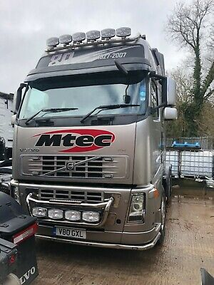 Volvo FH13. 480 6x2-tractor-unit iShift XL globetrotter not DAF, Scania