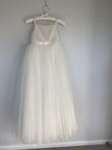 Wedding Flower girl Dress & Jacket