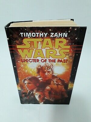 Star Wars Hand of Thrawn Duology: Specter of the Past Bk. 1 CLUB EDITION