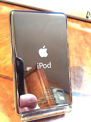 Apple iPod Classic 6th Generation (80GB) Silver 30 day warranty MB029LL  !!!!!!!