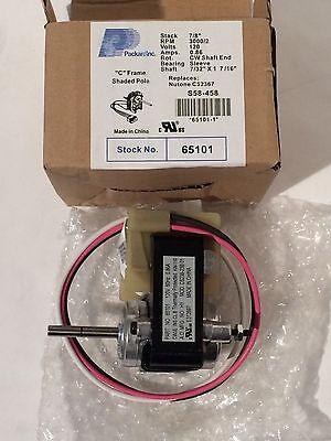 Packard 65101 Fan Vent Motor Nutone C52367 New