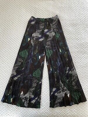 NWT Issey Miyake Pleats Please Pattern Pants Orig $695 (matching top available)