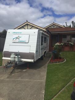 Jayco Starcraft caravan Cranbourne Casey Area Preview
