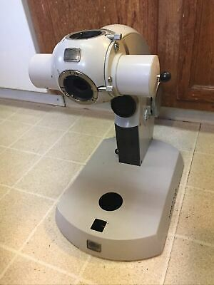 Zeiss Universal Microscope Base Stand Dual Illumination Stage Focus Head Mount
