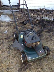 Craftsman 6hp Self Driven Lawn Mower
