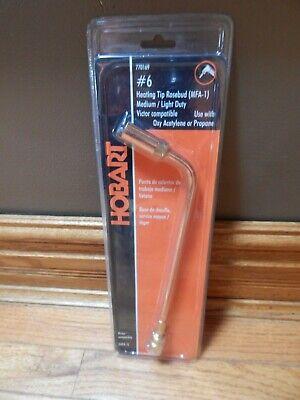Brand New Hobart 6 Oxy Acetylene Tip Rosebud 770169
