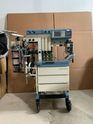 Drager Narkomed GS Anesthesia Machine - BioMed Certified - Software 2.01