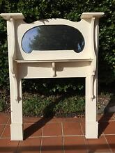 White painted timber mantle - excellent condition Mosman Mosman Area Preview