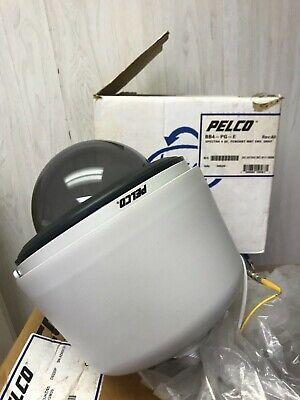 New Pelco Sd4cbw-pg-e0 Spectra Iv Outdoor 23x Dn Ptz Camera With Fiber Op 5305