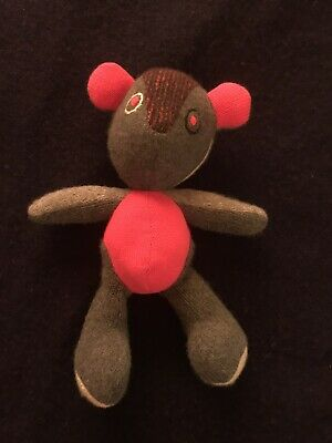 The Elder Statesman Cashmere Teddy Bear