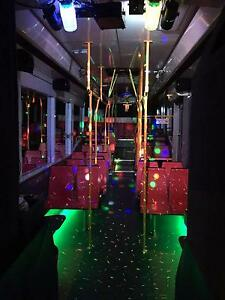 12,13,20,24,30,40,50 &62 PARTY BUS/ SYDNEY WIDE 24/7 Kellyville The Hills District Preview