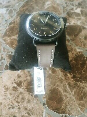 Shinola The Runwell Automatic Movement Black Dial Men's Watches S0120161940