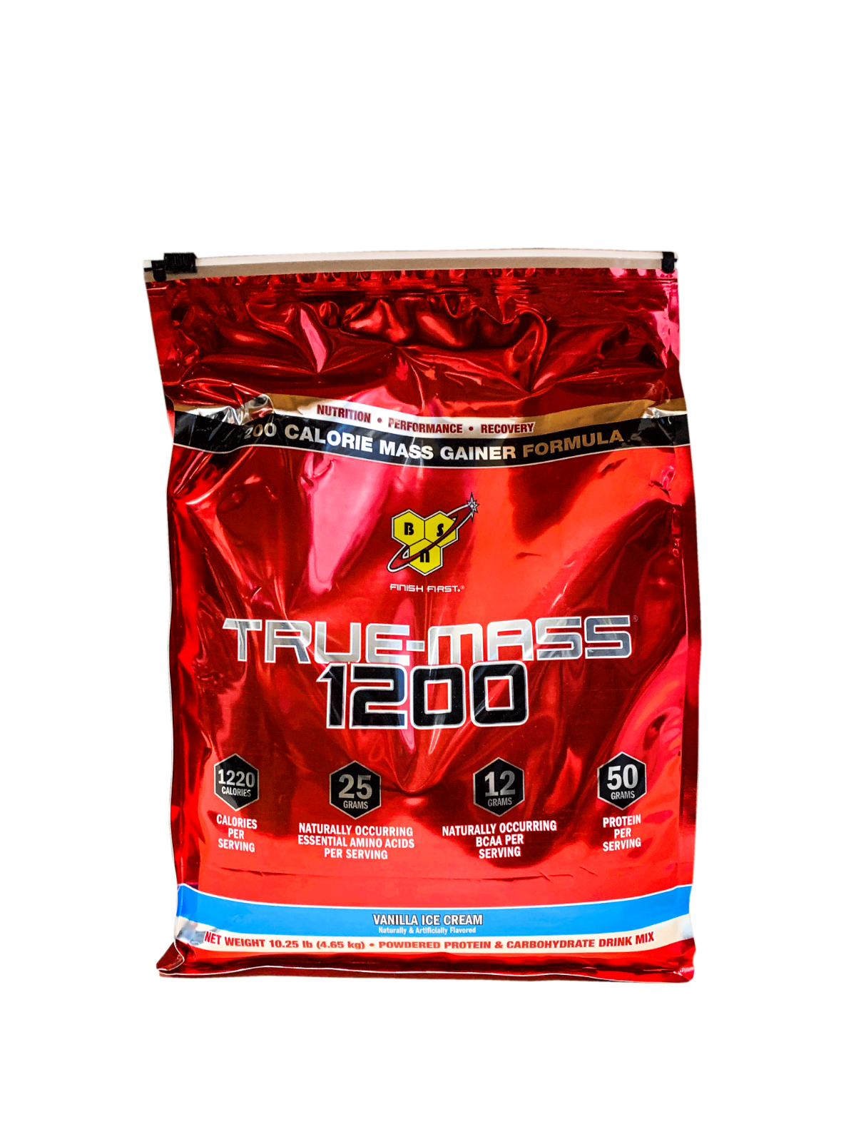 BSN TRUE-MASS 1200 Mass Gainer Protein BCAA Amino Acids 10.2