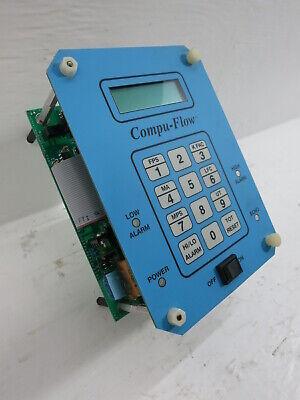 Compu-flow Model C4 Doppler Ultrasonic Flow Meter