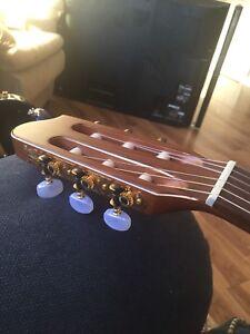 La Patrie handmade nylon string guitar