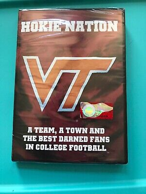 NEW Hokie Nation VT A Team, A Town & The Best Darned Fans In College