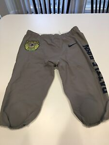 8e97a4685fe7 Game Worn Used Nevada Wolfpack Football Pants Nike Size Small